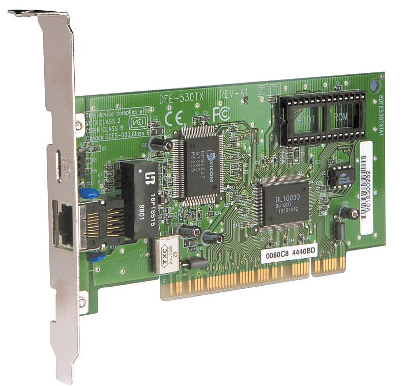 DFETX Mbps PCI Card for PC